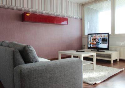 Vuokrahuonekalut - Sohva tv